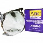 ลวดเชื่อมมิก หรือลวดเชื่อมซีโอทู อาร์คเทค AT-50; AWS : A5.18 ER70S-G