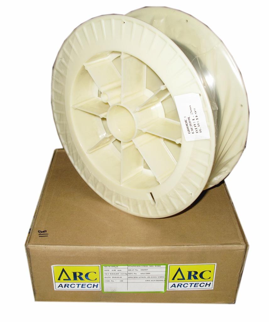 ลวดเชื่อมซีโอทู อาร์คเทค MIG 309LSi; AWS: A5.18 ER309LSi