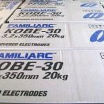 ลวดเชื่อมไฟฟ้าโกเบ KOBE-30