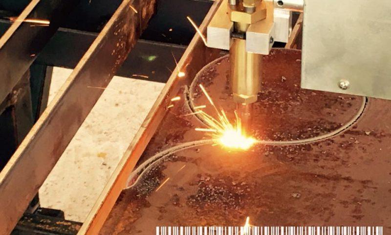 เครื่องตัดแก๊ส CNC ส่งให้ลูกค้าที่ คลองหนึ่ง ปทุมธานี